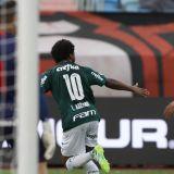 Atlético Goianiense 0 - 3 Palmeiras - Brasileirão 2020