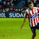 Palmeiras teria interesse em lateral-esquerdo do Junior Barranquilla