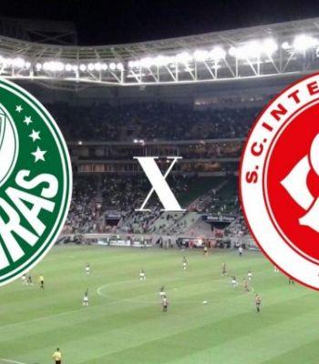 Palmeiras e Internacional se enfrentam pela sétima rodada. Confira o histórico do confronto