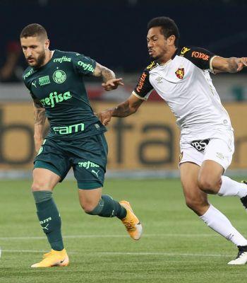 Palmeiras 2 - 2 Sport – Brasileiro 2020