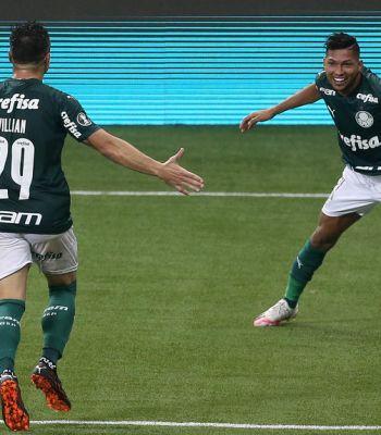 Palmeiras 5 - 0 Bolivar – Libertadores 2020