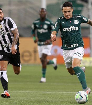 Palmeiras 2 - 1 Ceará – Brasileiro 2020