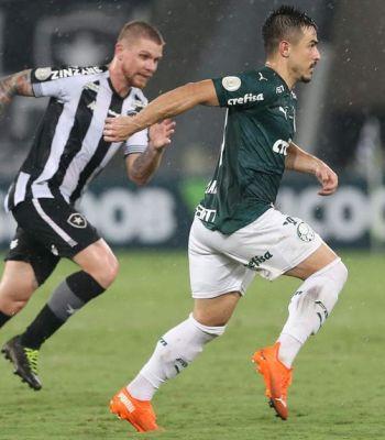 Botafogo 2 - 1 Palmeiras - Brasileirão 2020