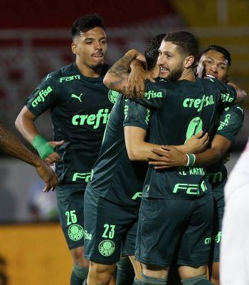 Bragantino Red Bull 1-3 Palmeiras – Copa do Brasil