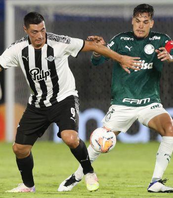 Libertad 1 - 1 Palmeiras - Libertadores 2020