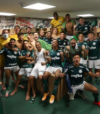 Palmeiras terá maratona de 13 jogos entre dezembro e janeiro. Confira as partidas