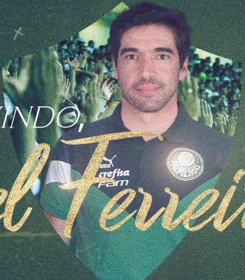 Abel Ferreira é o novo técnico do Palmeiras