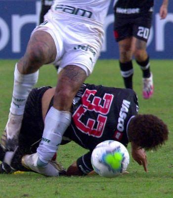 Felipe Melo: poderia ter sido muito pior