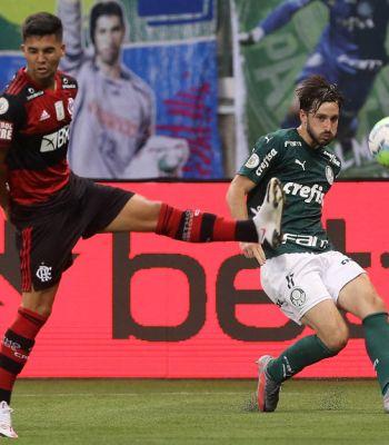 Palmeiras 1 x 1 Flamengo - Brasileirão 2020