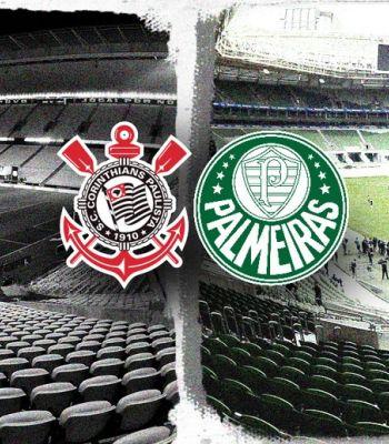 É Derby: Corinthians e Palmeiras se enfrentam nesta quinta. Confira o histórico do confronto