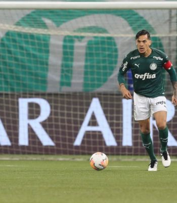 Gustavo Gómez completa 100 jogos com a camisa do Palmeiras