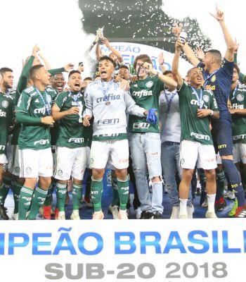 Palmeiras estreia no Brasileiro Sub-20 contra o Goiás. Confira a tabela detalhada