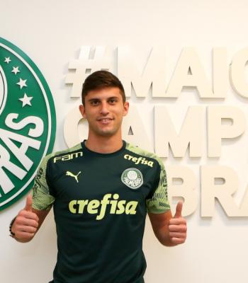 Desejado por vários clubes, Palmeiras acerta a contratação do zagueiro Benjamin Kuscevic