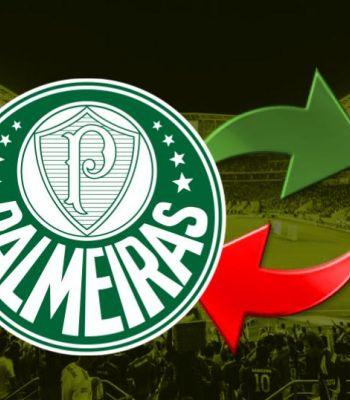 Resumão: Semana decisiva por treinador e reforços no Palmeiras