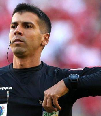 Bruno Arleu de Araujo apita Palmeiras e Ceará. Confira o retrospecto